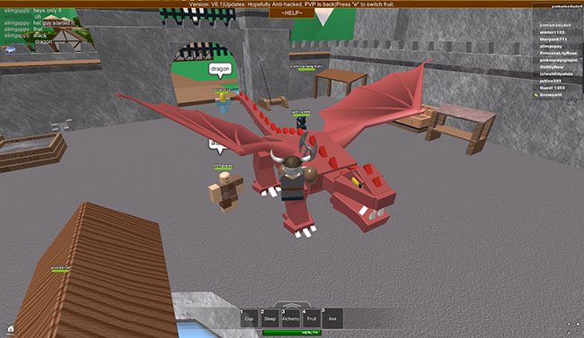 roblox feature