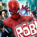 Супергерои Роблокс