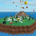 Игра Роблокс - выживание на острове