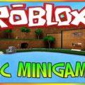 Эпичные мини игры в Роблоксе