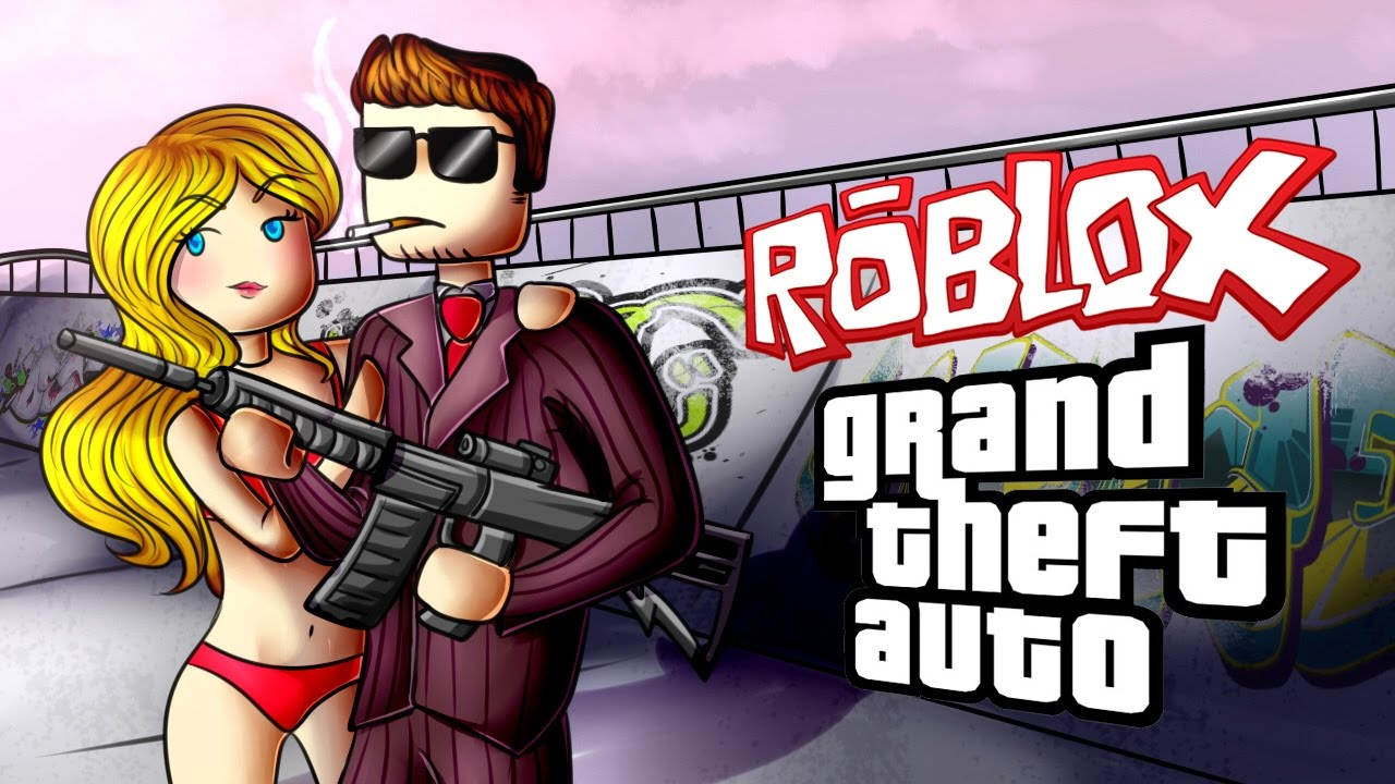 Роблокс ГТА 5, играть в карту онлайн, видео по игре - photo#18
