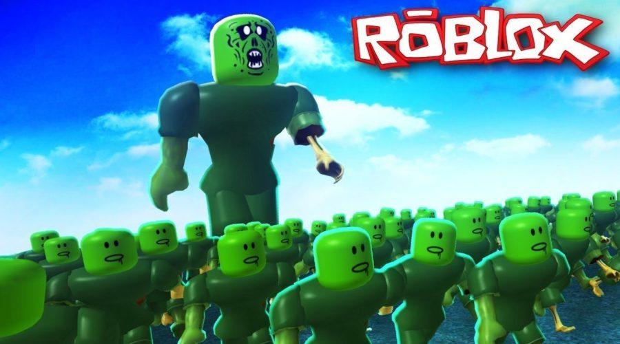 Roblox зомби захватили метро побег от зомби