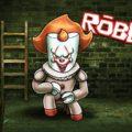 Роблокс клоун убийца