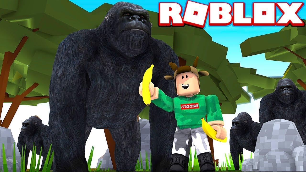 Симулятор гориллы