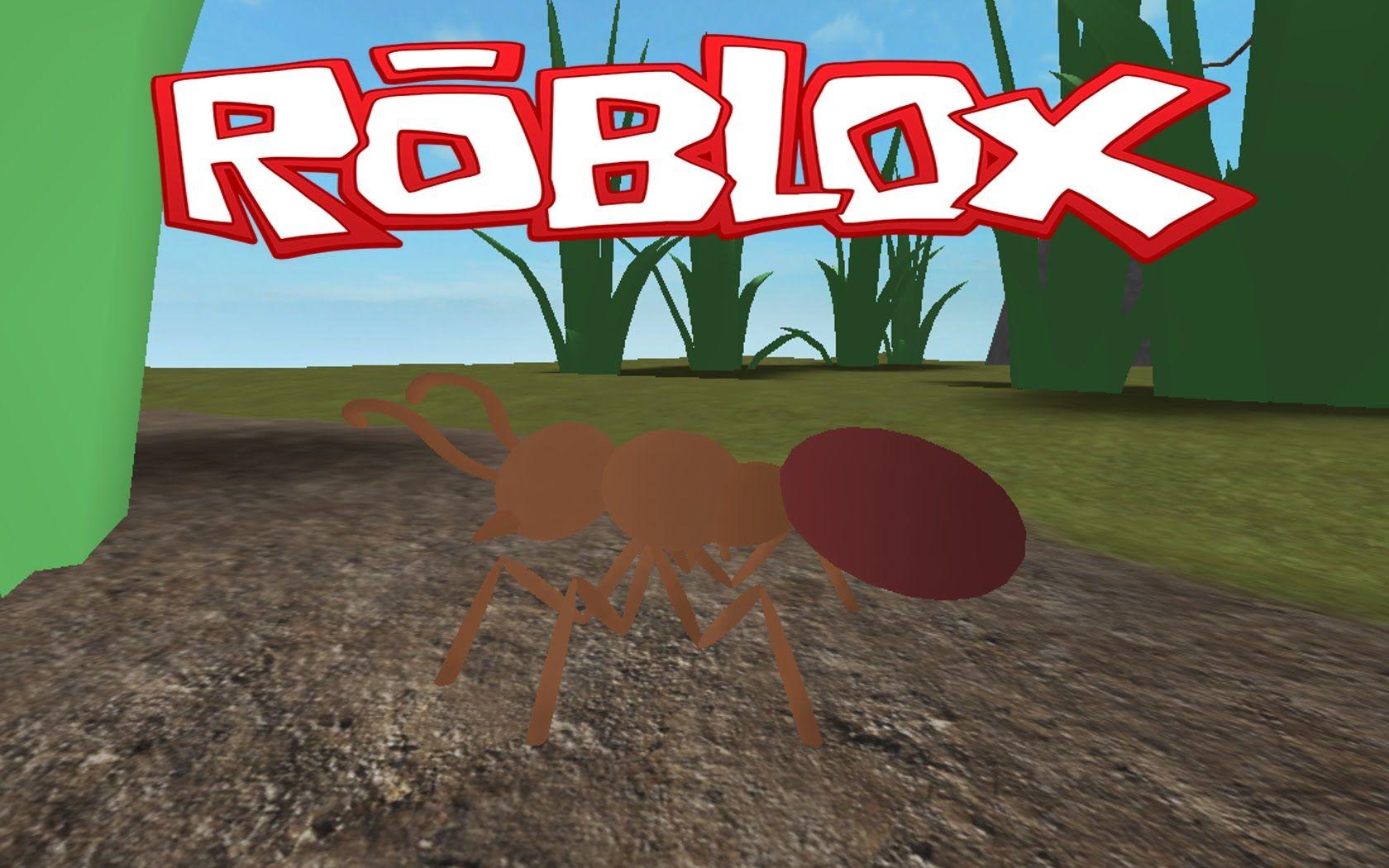 Роблокс симулятор муравья