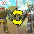 Симулятор робота в Роблокс