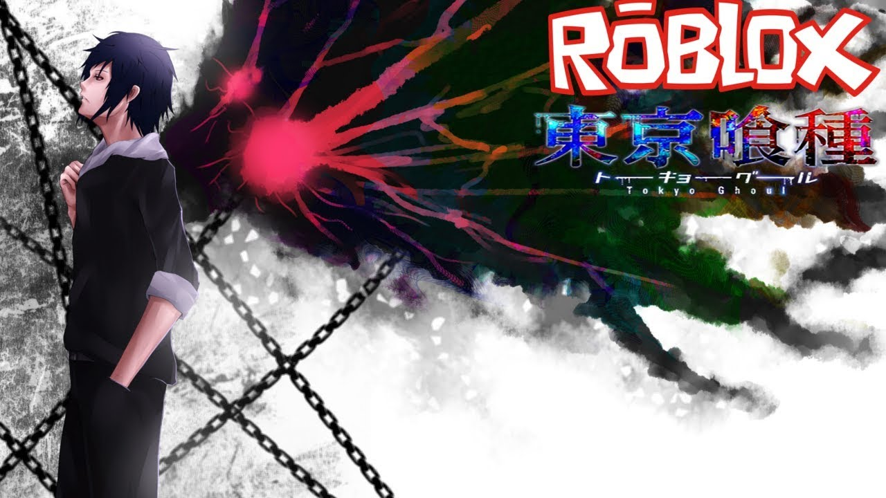 Роблокс токийский гуль играть в режим по ссылке, видео