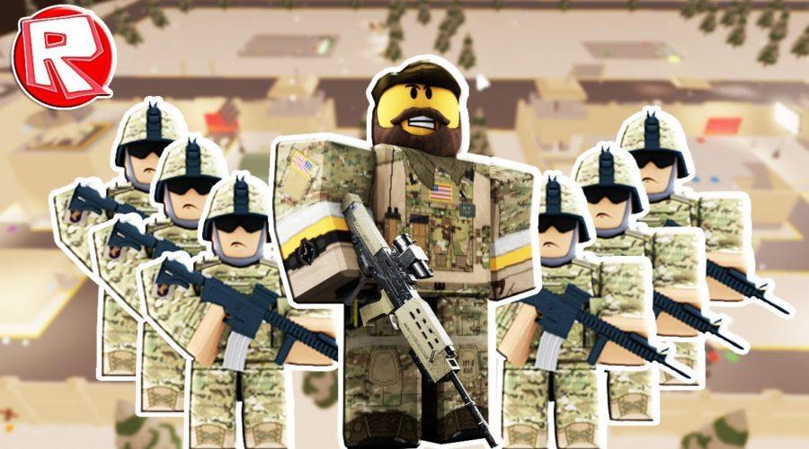 Роблокс тайкун военная база