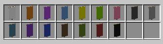 Цветные флаги