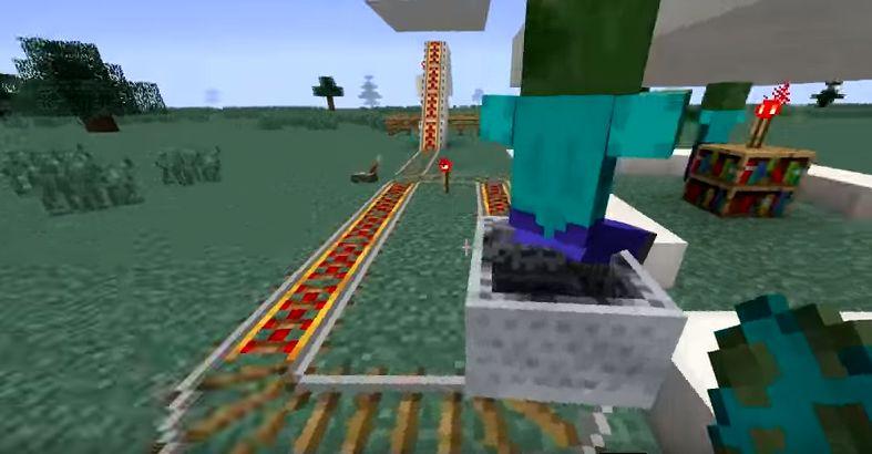 Железная дорога для зомби