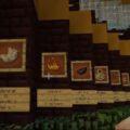 Магазин в майнкрафте из сундука и таблички