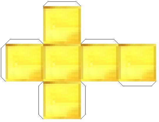 Блоки из бумаги в майнкрафт