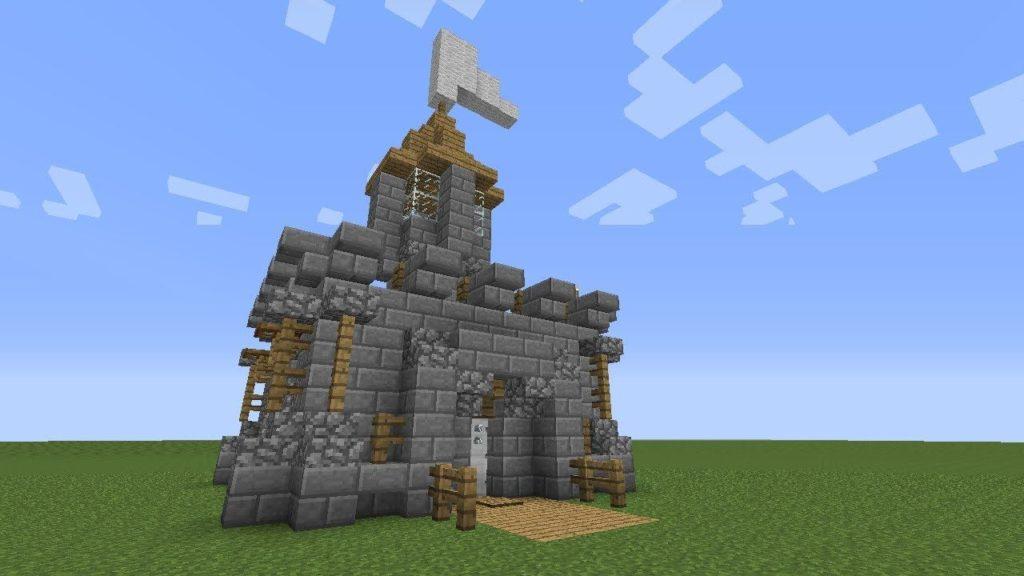 Маленькая крепость