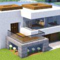 Дом в майнкрафте