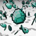 Алмазы в майнкрафте