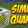 Simple Quarry скачать мод для майнкрафта