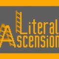 Literal Ascension - веревка, стремянка и стамеска