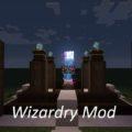 Wizardry mod - магия