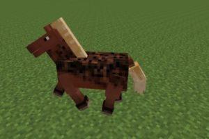Better Horses Mod улучшенная анимация лошади
