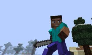 Animated Player Mod улучшенная анимация персонажа