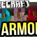 Armory - Armoring the World мод на создание кольчуги для майнкрафта