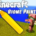 Biome Paint Tools - инструмент для смены Биома