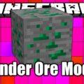 Ender Ore - жемчуг Эндера из руды