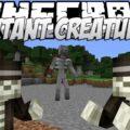 Mutant Creatures Mod мобы мутанты