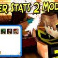 Player stats 2 прокачка скилов персонажа