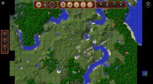 JourneyMap детализированная карта в браузере