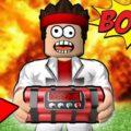 Роблокс симулятор взрыва