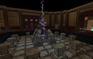 Tainted Magic аддон для Thaumcraft на темную магию
