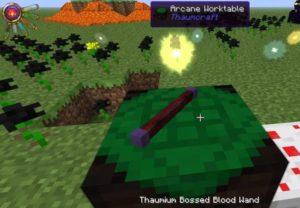 Forbidden Magic новые осколки и палочки для Thaumcraft