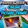 Online Picture Frame картинки из интернета вместо стандартных картин