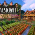 HarvestCraft новые инструменты и продукты для приготовления еды