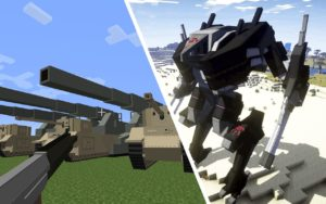 Flan's mod оружие, транспорт, военная техника
