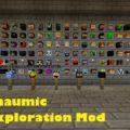 Thaumic Exploration расширение возможностей Thaumcraft
