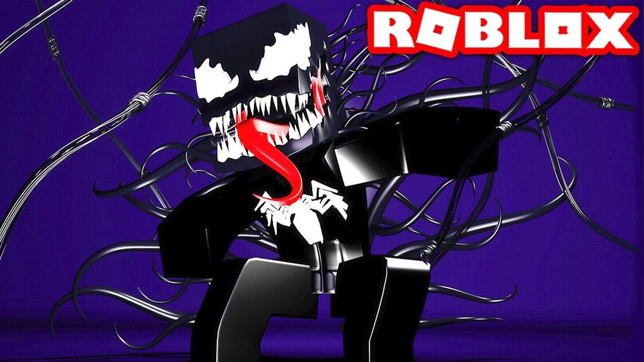Роблокс Веном играть в симулятор онлайн, видео с Поззи и Робзи
