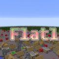 Flatlands плоский мир (новый вид генерации мира)