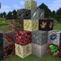 Taiga аддон с новыми блоками для мода Tinkers Construct