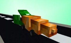Food Vehicles машины из продуктов (аддон)