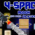 4-Space (аддон для мода GalactiCraft) добавит в игру 4 новых планеты