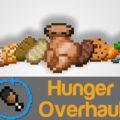Hunger Overhaul новая система голода