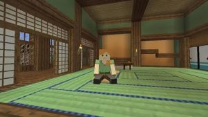 Chinjufu мебель, оружие и броня в японском стиле