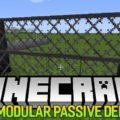 Open Modular Passive Defense забор под напряжением