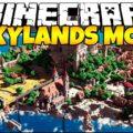 Skylands измерение в виде парящих островов