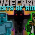 The Mists Of RioV новые мобы, оружие, ресурсы