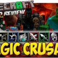 Magic Crusade RPG мобы, классы игроков, данжи, заклинания