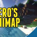 Xaero's Minimap миникарта