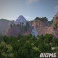Biome Bundle более 200 новых биомов